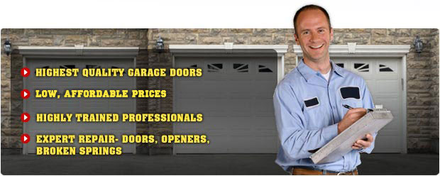 Columbus Overhead Garage Door Repair